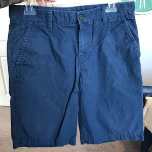 Kenneth Cole blue shorts